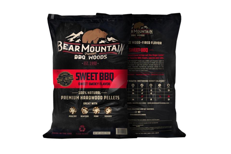 Bear Mountain | Sweet Pellets | 9,07kg