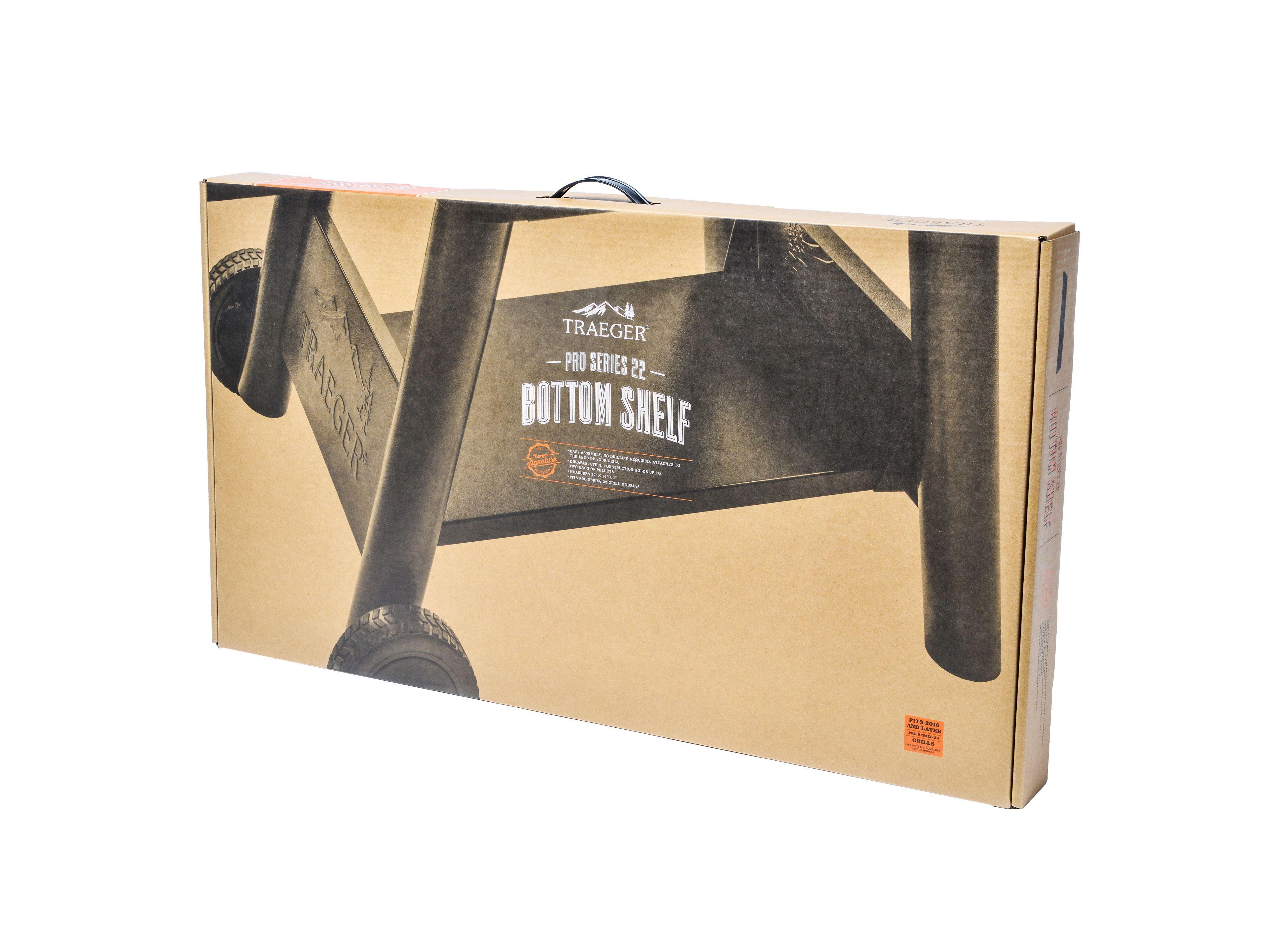 Traeger   Bodem Plank   Pro Series 22