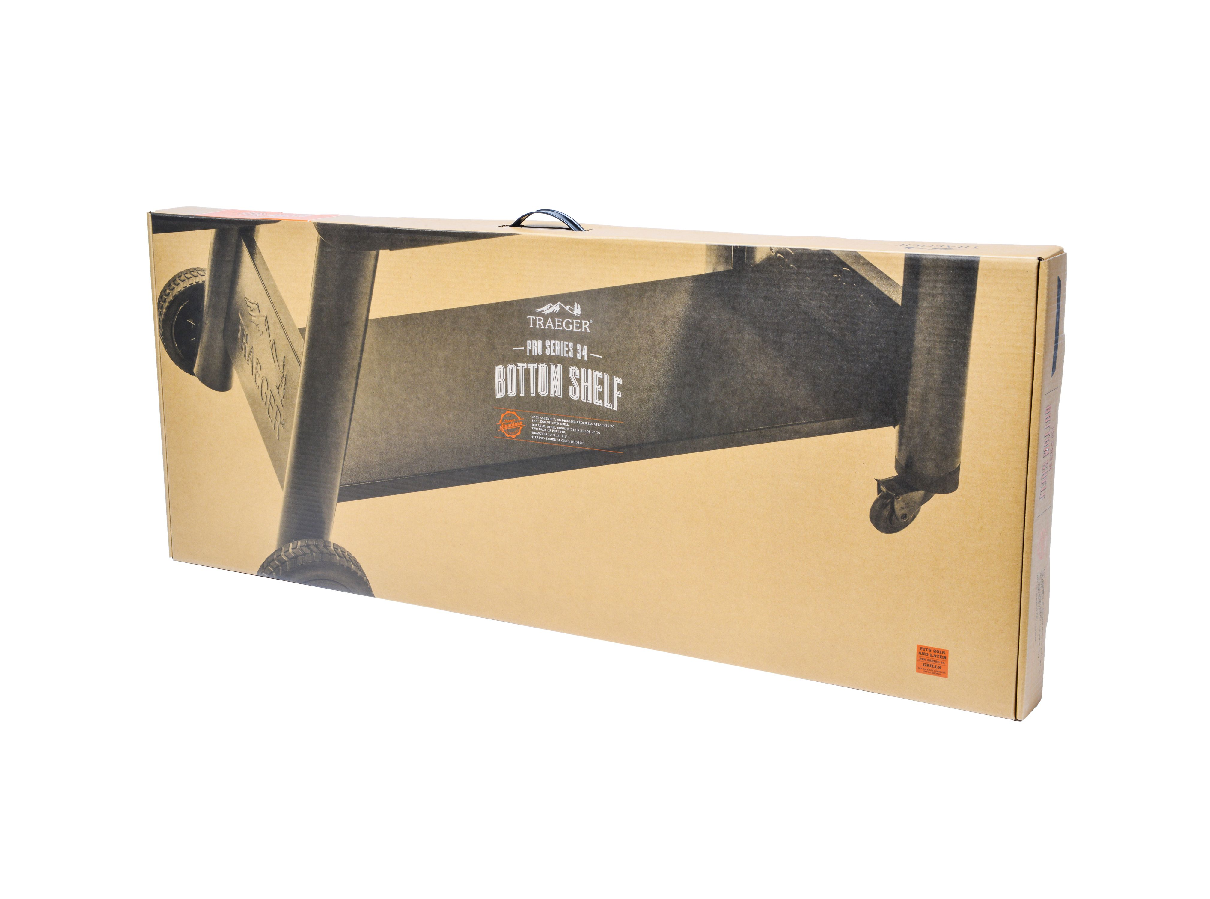 Traeger | Bodem Plank | Pro Series 34