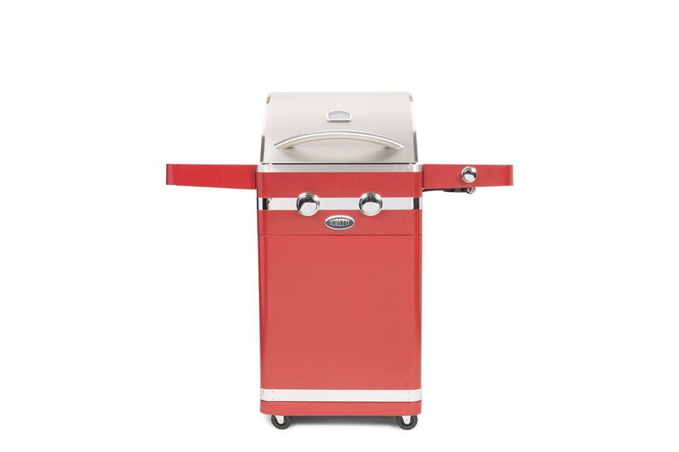 Boretti | Bernini Gasbarbecue Rood