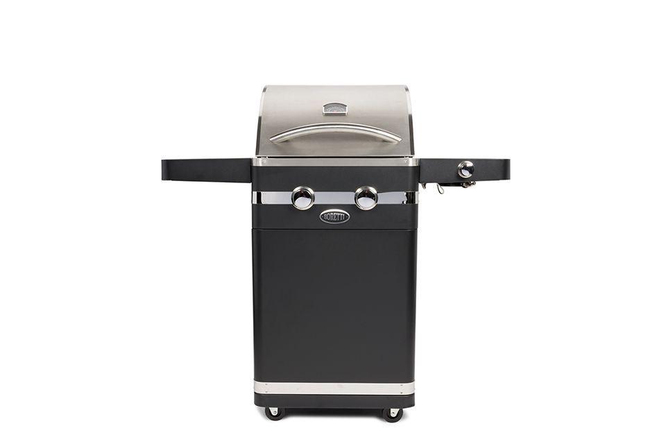 Boretti | Bernini Gasbarbecue Zwart