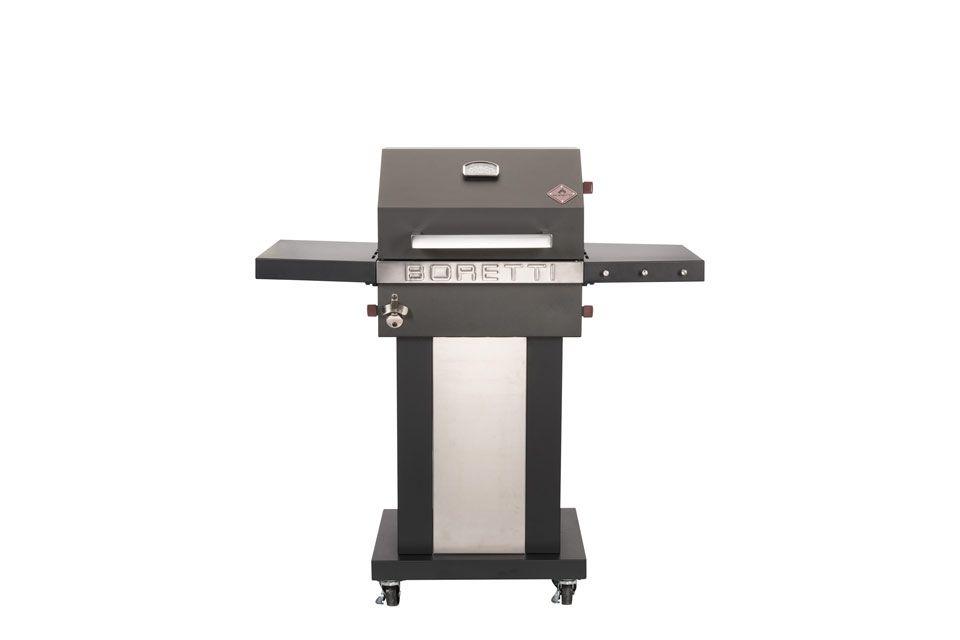 Boretti | Totti Houtskool Barbecue