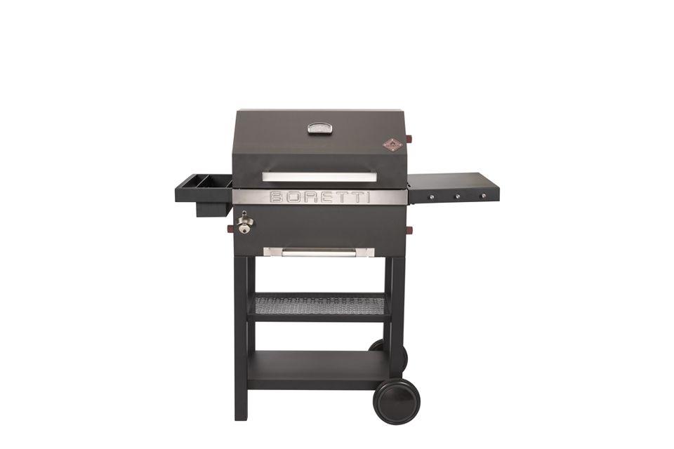 Boretti | Vittoria Houtskool Barbecue | Inizio