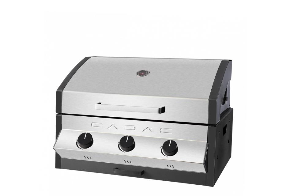 CADAC | BBQ Meridian 3 | RVS Built-In