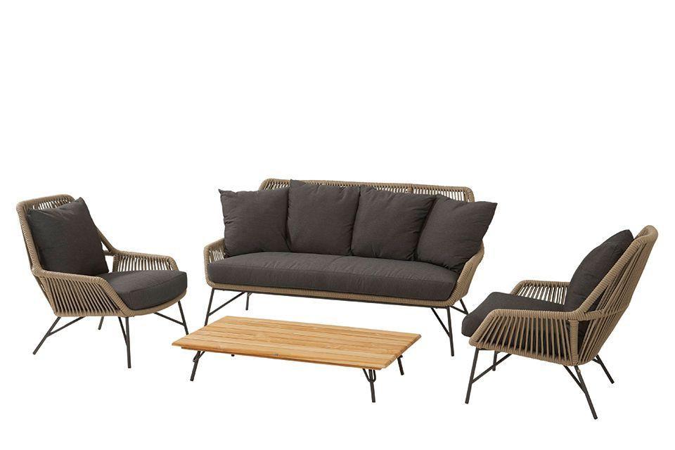 4 Seasons Outdoor | Loungeset Ramblas