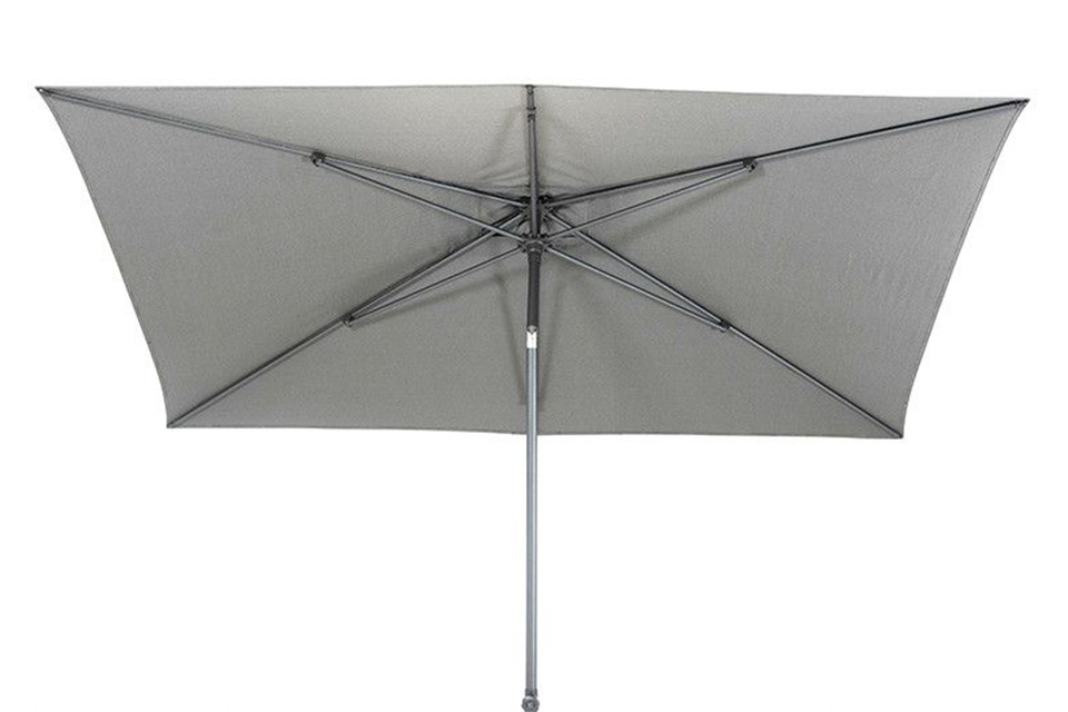 4 Seasons Outdoor | Parasol Azzurro 200 x 300 cm | Mid Grey