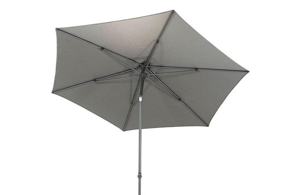 4 Seasons Outdoor | Parasol Azzurro Ø 300 cm | Mid Grey