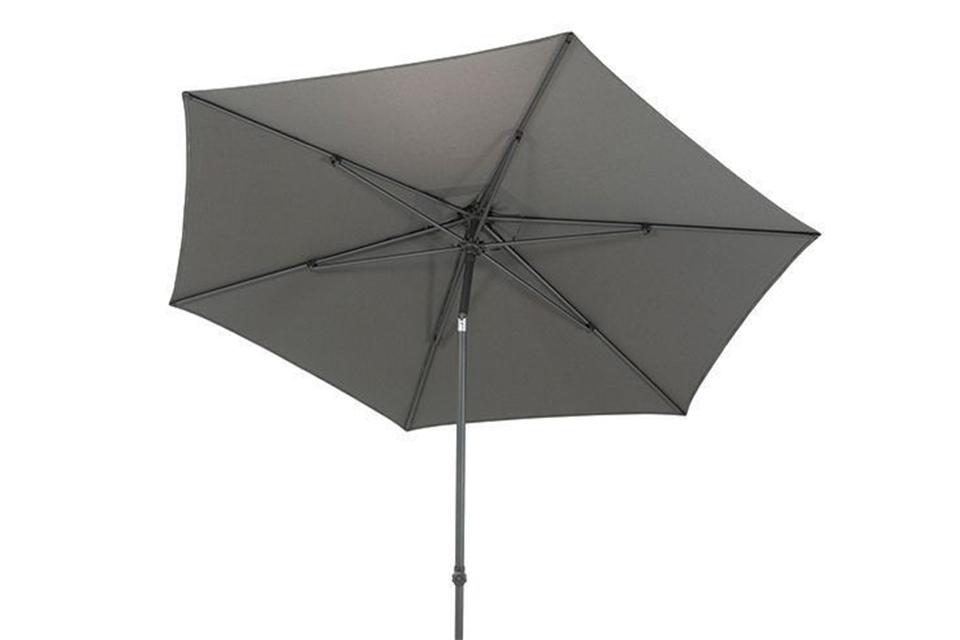 4 Seasons Outdoor | Parasol Azzurro Ø 350 cm | Charcoal