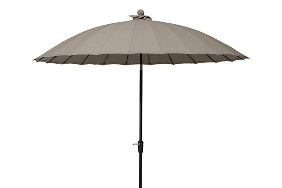 4 Seasons Outdoor | Parasol Shanghai 300 cm | Taupe
