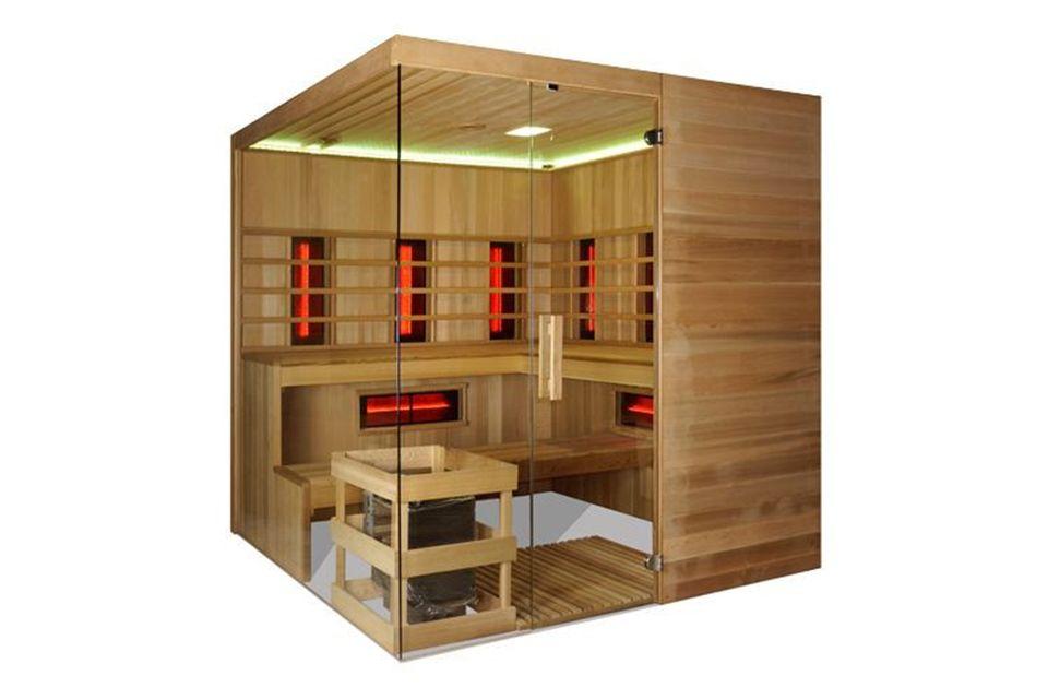 Fonteyn | Combi Sauna Pyry