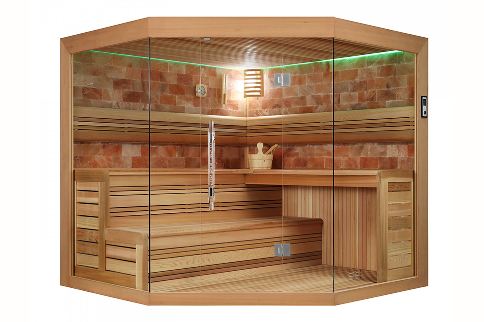 Fonteyn | Sauna Marriot 200 | Red Cedar