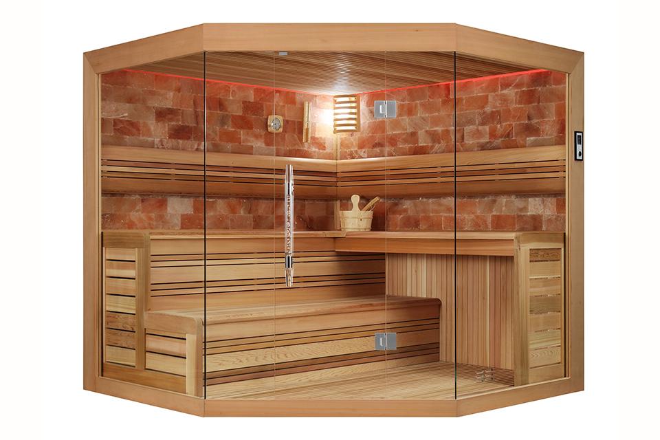 Fonteyn | Sauna Marriott 220 | Red Cedar