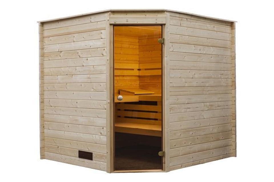 Interflex | Sauna MS1 | Hoek 40 mm