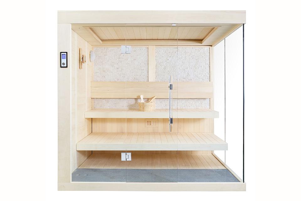 Fonteyn | Sauna Salo | Crystal Culture Stone
