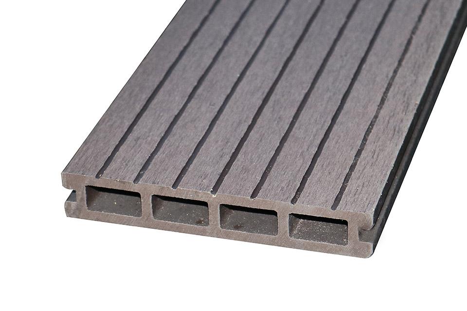 Fonteyn | Composiet Vlonderplanken 1m² | 3 Planken | Grey