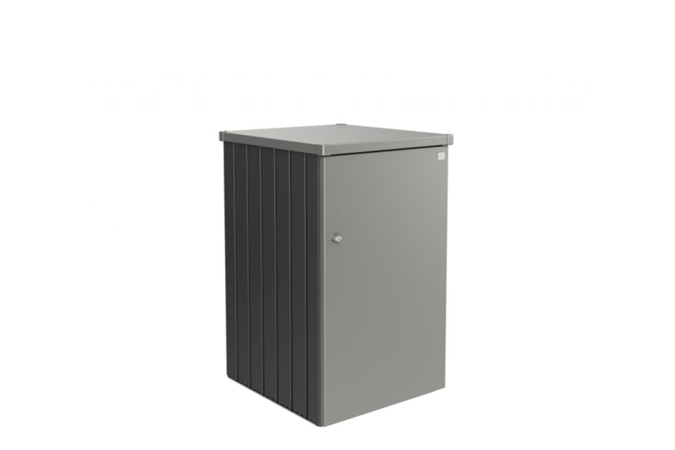 Biohort | ContainerBox Alex Variant 3.2 | Zijwanden Donkergrijs-Metallic en Dak Kwartgrijs-Metallic