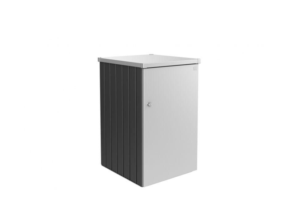 Biohort | ContainerBox Alex Variant 3.1 | Zijwanden Donkergrijs-Metallic en Dak Zilver-Metallic