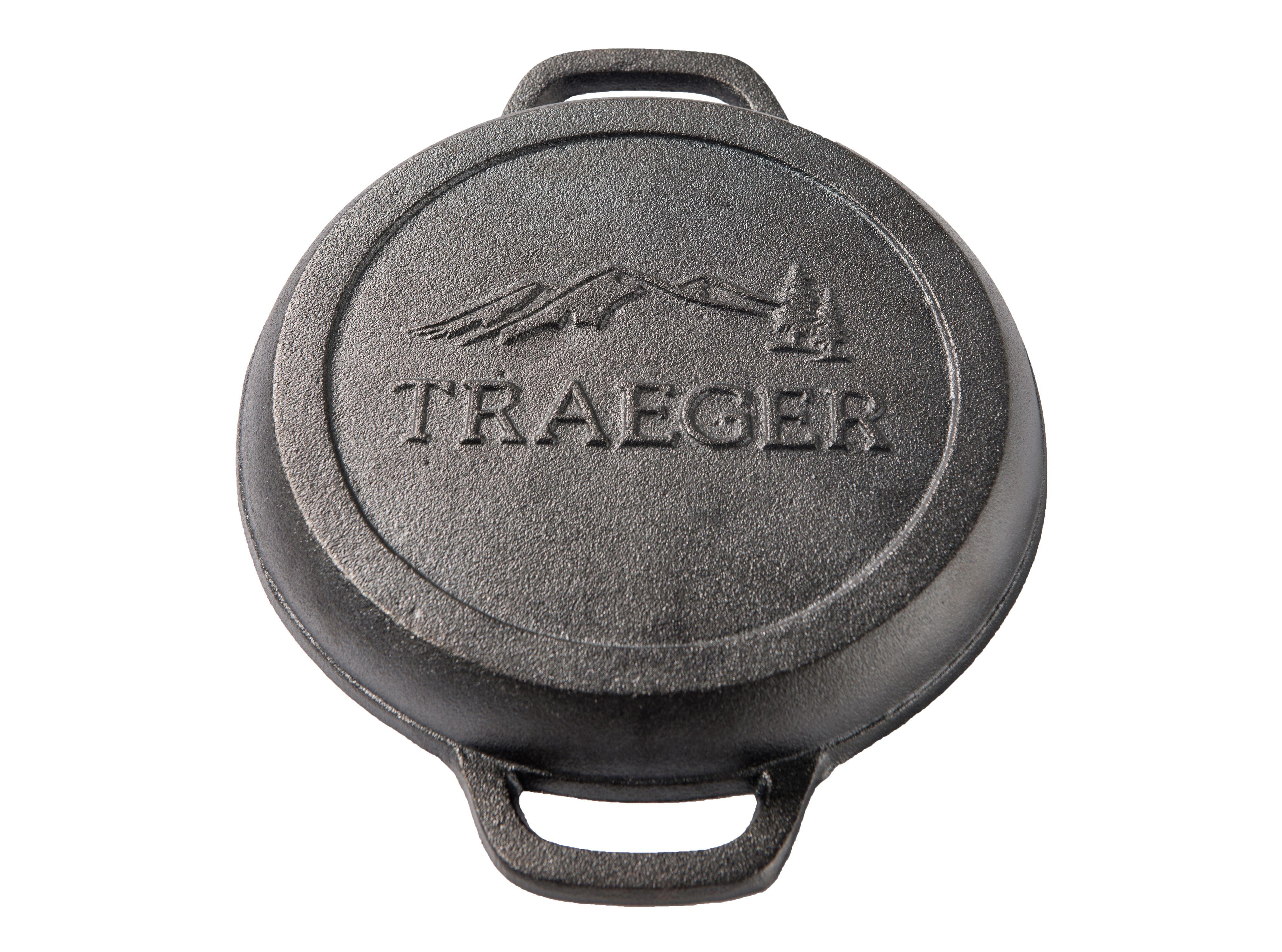 Traeger | Cornbread Wedge Pan | Gietijzer