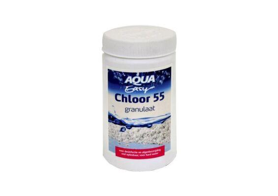 Chloor 55% granulaat (1 kg)
