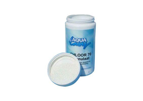 Chloor 70% granulaat (1 kg)