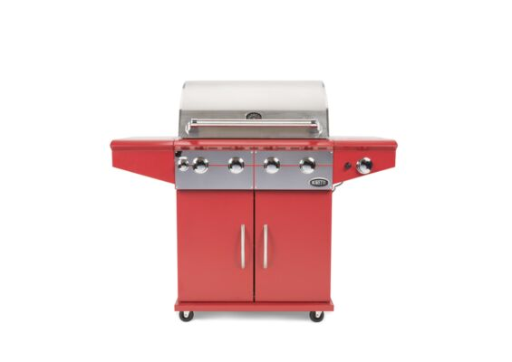 Boretti | Davinci Gas Outdoor Kitchen | Rood