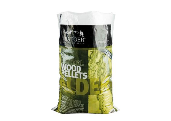 Traeger | Alder BBQ Pellets | 9 kg