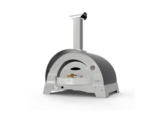 Alfa Pizza | Pizza oven Forno Domo Top | Grey | LPG