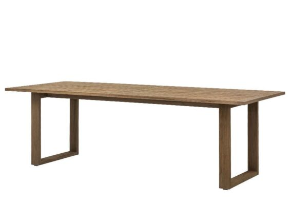 Apple Bee | Tuintafel Antigua 240 x 95 cm | Coastal Teak