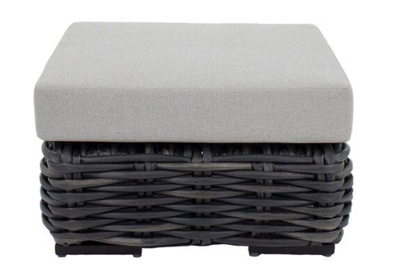 Apple Bee   Voetenbank Elements XL   Black Wash