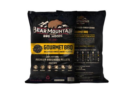 Bear Mountain   Gourmet Blend Pellets   9,07kg