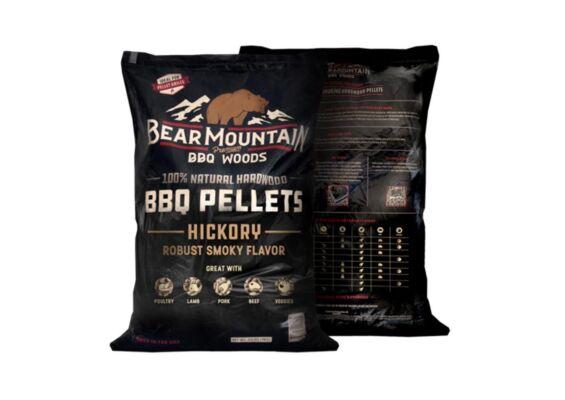 Bear Mountain | Hickory Pellets | 9,07kg
