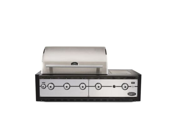 Boretti | Ligorio Top Inbouwbarbecue | Gas