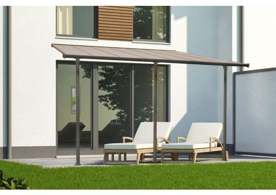 Fonteyn | Bova Terrasoverkapping Aluminium 400 x 300 cm
