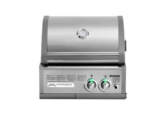 Heatstrip Crossray | Built in Barbecue C2 | 2 Burner