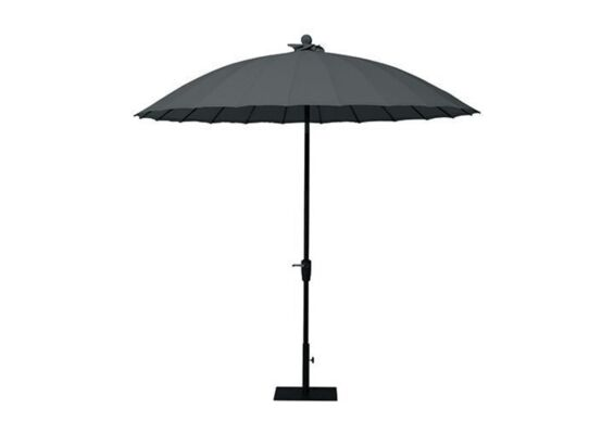 4 Seasons Outdoor | Parasol Shanghai 300 cm | Charcoal