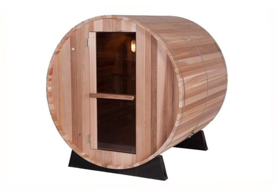 Fonteyn | Barrelsauna 4 ft. | Clear
