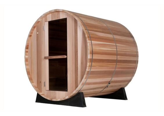 Fonteyn | Barrelsauna 6 ft. | Clear