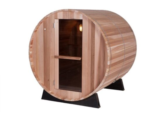 Fonteyn | Barrelsauna 8 ft. | Clear