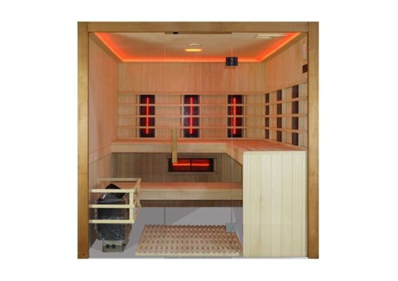 Fonteyn | Combi Sauna Thymo