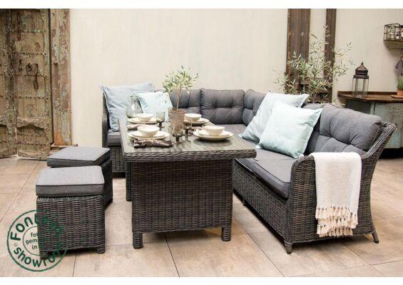 Fonteyn | Lounge-Diningset Camden | Charcoal