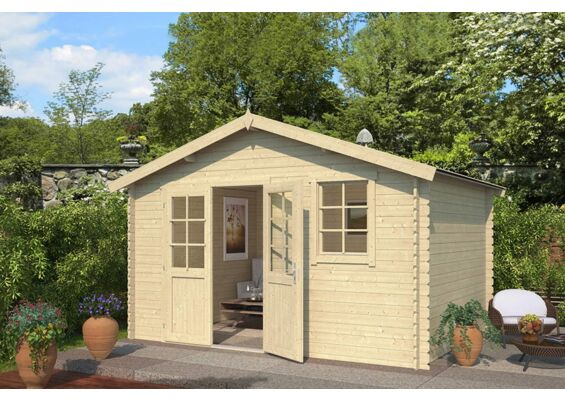 Outdoor Life Products | Tuinhuis Arvid 380 x 300