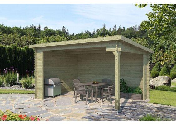 Outdoor Life Products | Tuinhuis Ragnar Geïmpregneerd