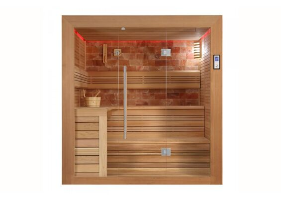 Fonteyn | Sauna Luxor 220 | Red Cedar