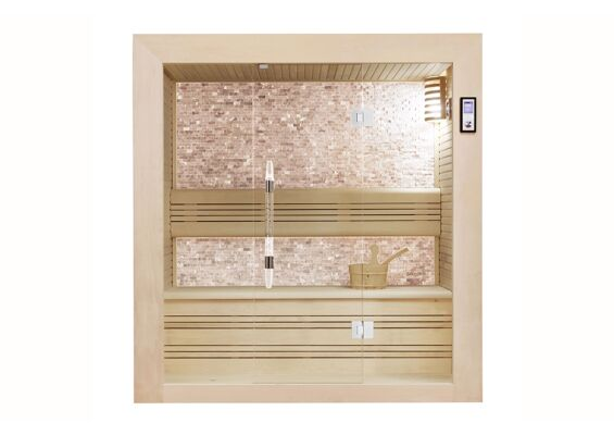Fonteyn | Sauna Mirage | White Stone