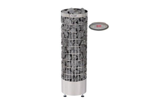 Harvia   Saunakachel Cilindro PC70EE Steel