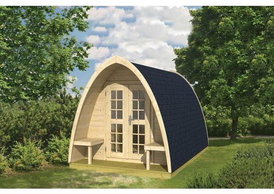 Tuindeco | Pod Camping/Office Enkel