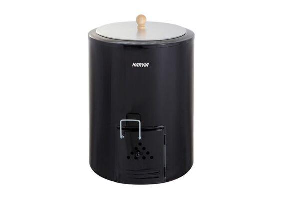 Harvia | Boiler Cauldron 80 Liter Black