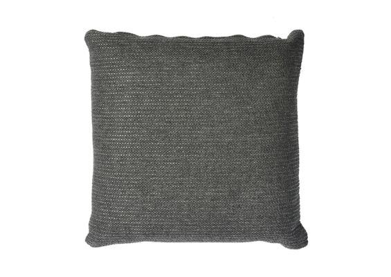 Borek | Sierkussen 50 x 50 cm | Charcoal