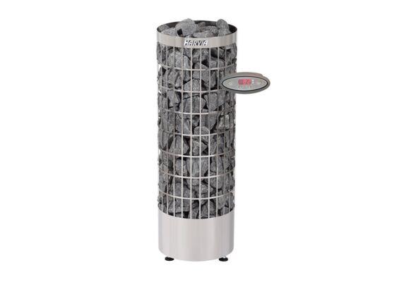 Harvia | Saunakachel Cilindro PC90EE Steel