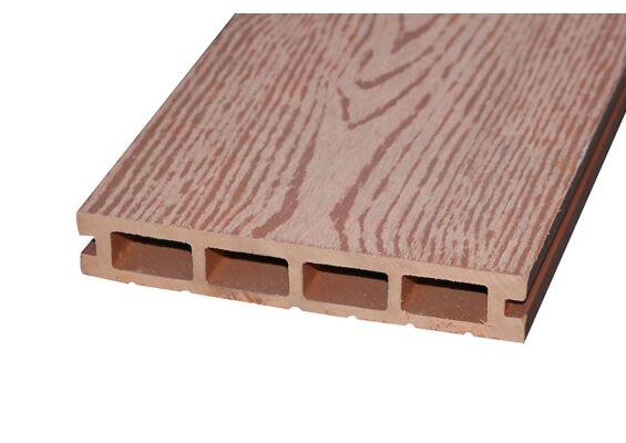Fonteyn | Composiet Vlonderplanken 1m² | 3 Planken | Dark Teak